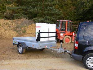 PKW-Anhänger Tieflader