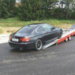 Autotransporter, PKW-Anhänger