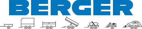 Anhänger Berger Logo
