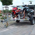 Motorrad-Anhänger, Motorradtransporter