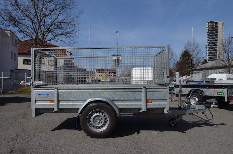 PKW-Anhänger-Vermietung Fellbach