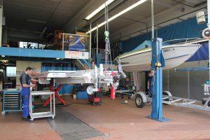 Werkstatt - PKW-Anhänger Reparatur und Wartung Fellbach