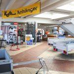 Zubehör und Ersatzteile für PKW-Anhänger Fellbach