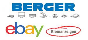 PKW-Anhänger von Anhänger Berger auf ebay